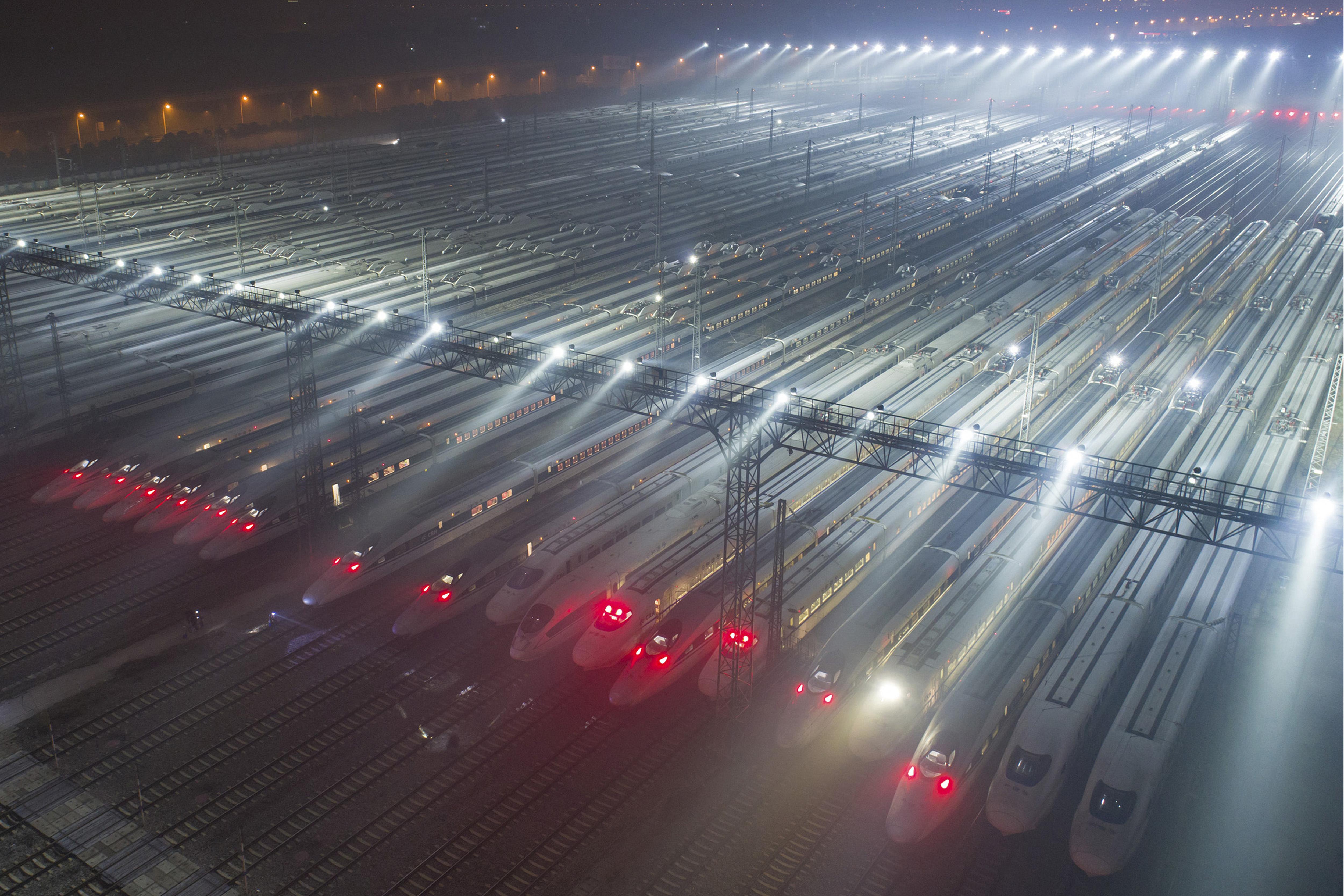 中国火车站